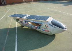 Pannelli solari flessibili Solbian su veicoli speciali per competizioni solari