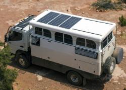 Esempi di installazione su camper, auto e camion
