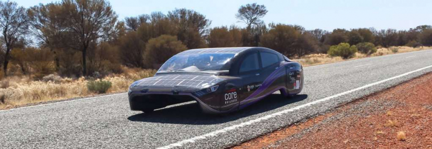 UNSW team Sunswift ready for the 30th edition of the World Solar Challenge