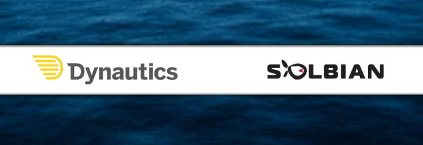 Dynautics Ltd and Solbian announce new collaboration in the unmanned boat market