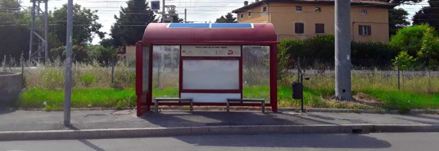 Solar panels for bus shelters: interview to the Electrical Systems Manager of TPER S.p.A.