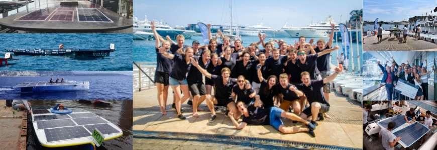 Monaco Solar & Energy Boat Challenge 2019
