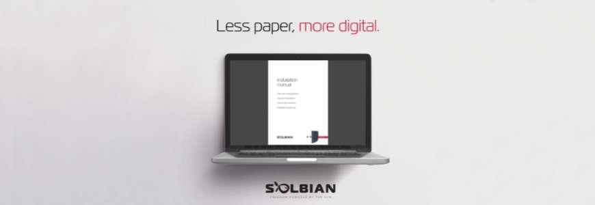 Meno carta, più digitale