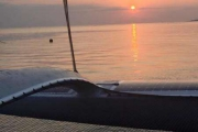How to achieve self-sufficiency on a boat using solar panels