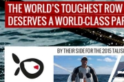 Talisker Whisky Atlantic Challenge: the World's toughest row is coming