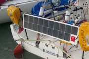 Solar power conquers the MiniTransat 2017