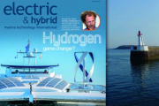 Solbian lands on front cover with the latest installation on the cutting edge boat Energy Observer