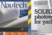 Su Nautech di Novembre: 'Solbian: Flexible photovoltaic panels for yachting'